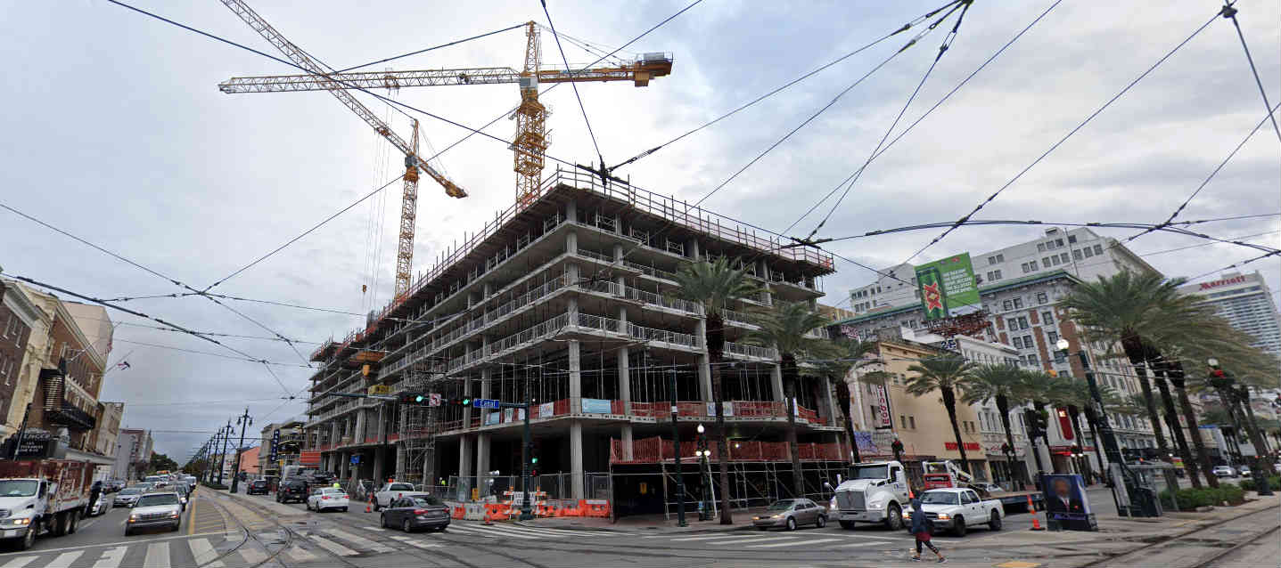 2 Dead, 30 Injured After Hard Rock Hotel Construction Collapses New Orleans LA