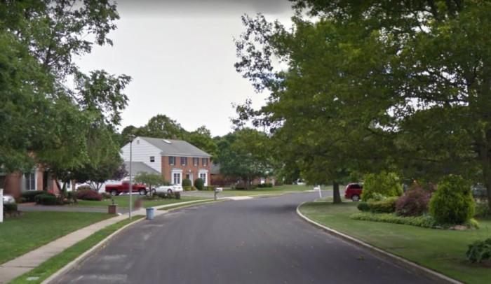 Ashford Drive in Bohemia NY