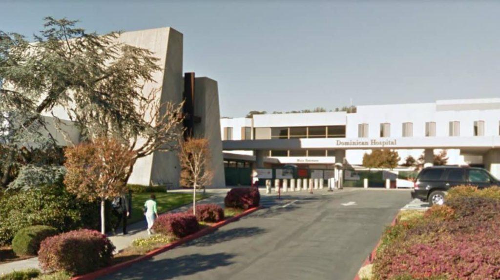 Dominican Hospital in Santa Cruz