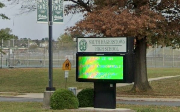 Hagerstown, MD - Christopher William Pollard, Former Teacher and Coach at South Hagerstown High School Accused of Sexuall Assaulting Student
