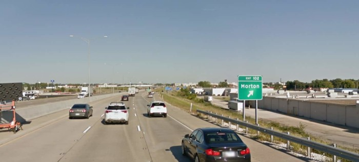 Tazewell County, Illinois - Honda Accord Driver Dead After Crash With 2 Semis On I-74, One Truck Driver Cited