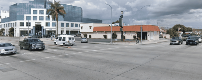 West Redondo Beach Boulevard and South Vermont Avenue in Gardena, CA