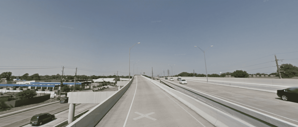 Westpark Tollway at Synott in Houston, Texas